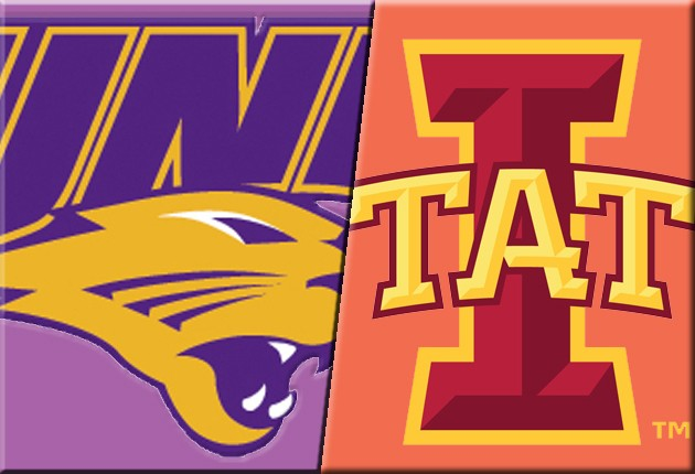 UNI Panthers and ISU Cyclones